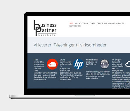 Business partner bornholm