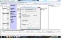 Demonstration af funktioner i revisionsprogram