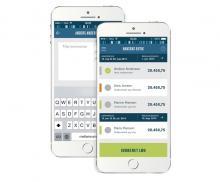 Her kan du se hvor let du kan indberette løn med Dataløn app'en