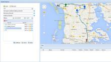 Her vise ruteplanlægning i Multi IT's værktøj